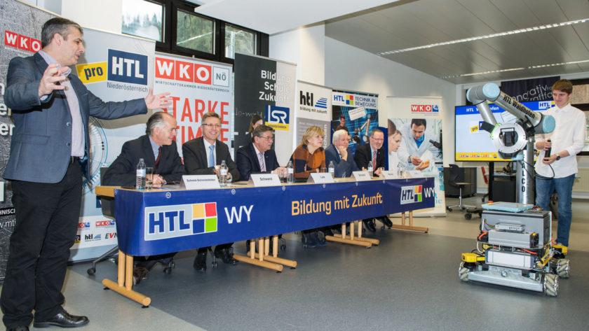 HTL Waidhofen - Schule für Digitalisierung!