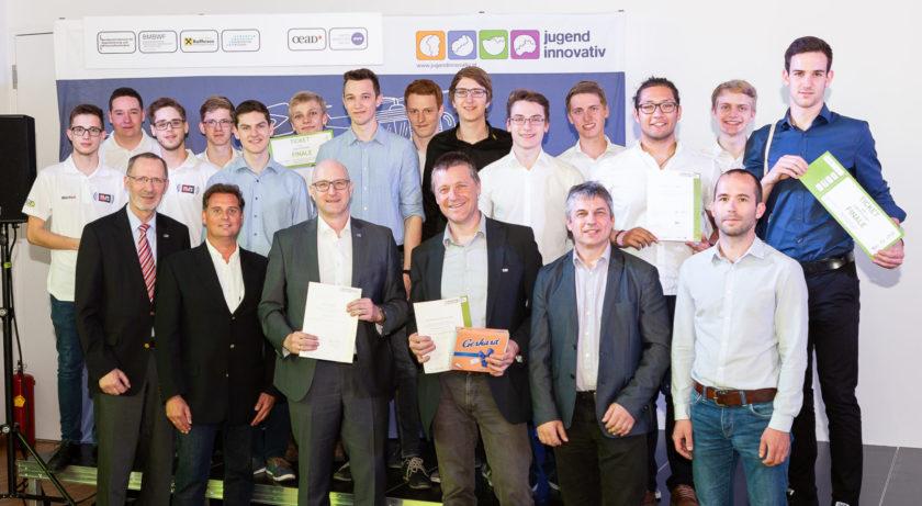 Innovativste Schule Niederösterreichs 2018