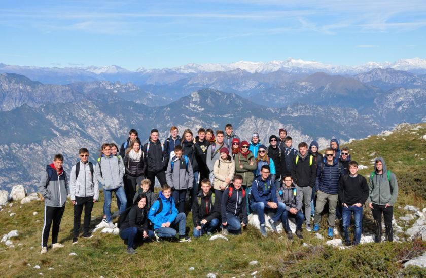 Top Schüler in Italien!