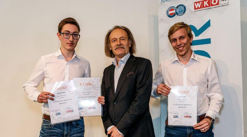 WKO Nachwuchs-Ingenieur-Preis