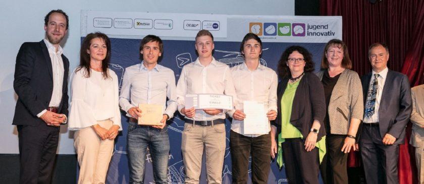 Jugend Innovativ 2019 - Ticket für Finale